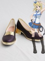 Fairy Tail Cosplay Lucy Heartfilia Cosplay Show Shoes