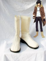 Hitman Reborn Lambo 20-Years-Later Cosplay Boots