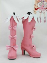 KILL la KILL Nui Harime Hight Heel Cosplay Boots