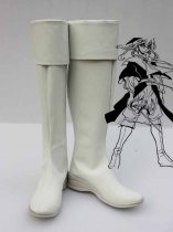 Magi Cosplay Titus Alexius White Cosplay Show Boots