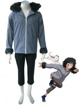 Naruto Cosplay Kiba Inuzuka Part 1 Suit Cosplay Costume
