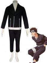 Naruto Cosplay Kiba Inuzuka Teenager Suit Cosplay Costume