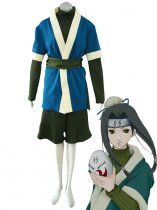 Naruto Cosplay Uniform Cloth Haku Suit Cosplay Costume