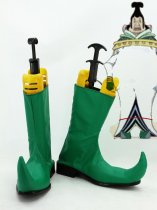One Piece Cosplay Green Cosplay Shoes