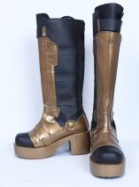 Overwatch SOLDIER:76 Female High Heels Cosplay Boots
