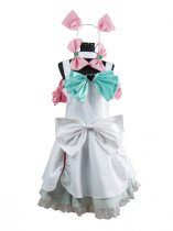 Pretty Cure White Cosplay Cosplay Costume/Lolita Dress