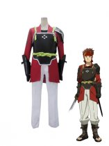 Sword Art Online Cosplay Salamander Klein Cosplay Costume