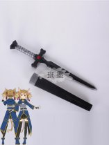 Sword Art Online Calibur Kazuto Silica Cosplay Dagger