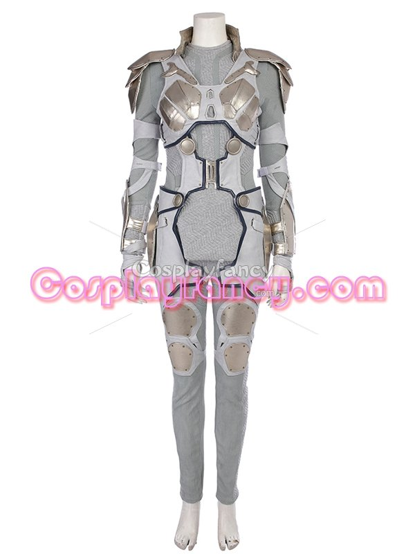 Thor: Ragnarok Costume New Version Valkyrie Cosplay Costume
