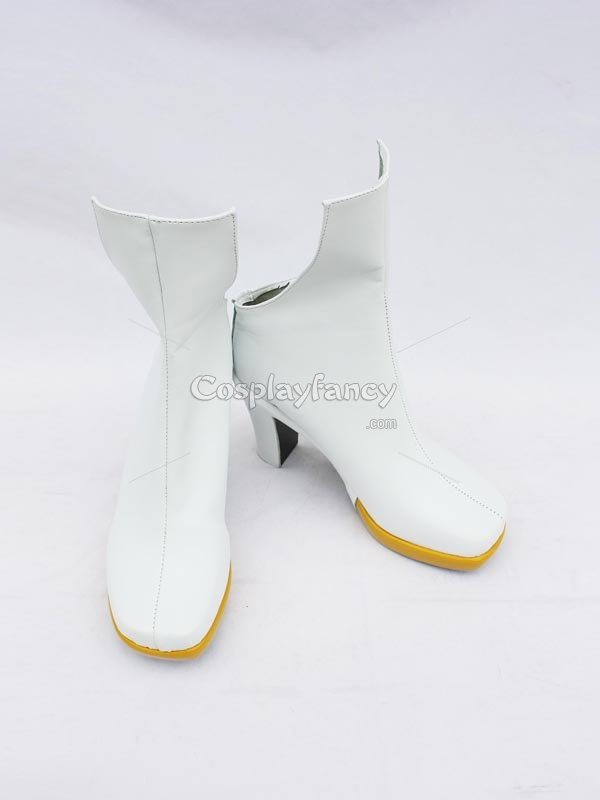 Vocaloid Rin Append Cosplay Boots