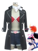 Ao No Exorcist Shura Kirigakure Uniform Cosplay Costume