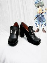 Black Butler Cosplay Ciel's Girl High Heel Cosplay Shoes