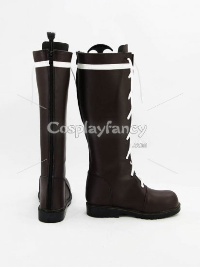Black Butler Cosplay Maylene Halloween Cosplay Boots - Click Image to Close