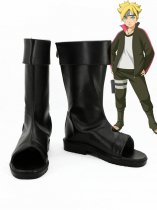 Boruto: Naruto the Movie Boruto Uzumaki Cosplay Boots