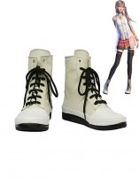Cosplay Shoes Final Fantasy XIII Serah Farron Cosplay Shoes