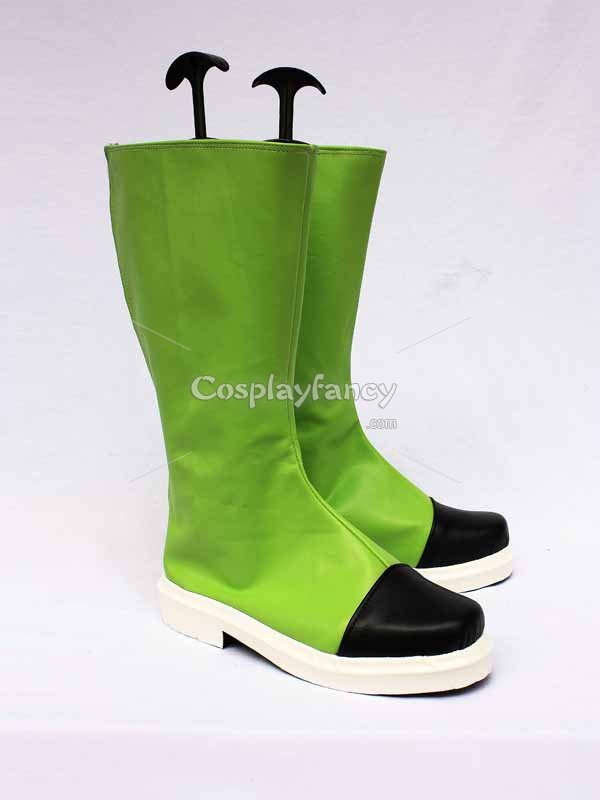 Dragon Ball Android #16 Cosplay Show Boots
