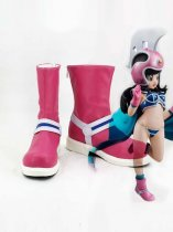 Dragon Ball chichi Anime Cosplay Boots