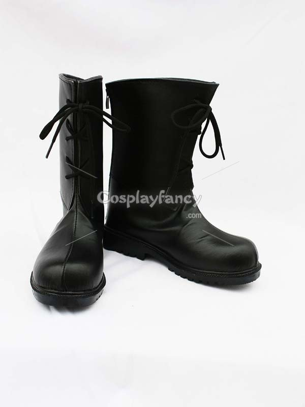 Fate/stay Night Cosplay Saber Black Short Cosplay Boots