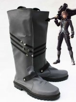 God Eater 2 Julius Visconti Cosplay Boots
