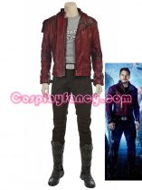 Guardians of the Galaxy Star-Lord Cosplay Costume
