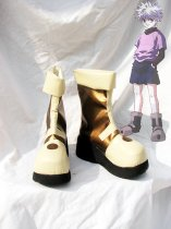 Hunter X Hunter Cosplay Killua Zaoldyeck Cosplay Boots