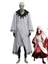 Naruto Cosplay Madara Uchiha Jinchuriki Transformation Cosplay Costume