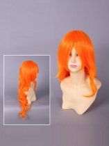 One Piece Nami Two Years Later Oronge Cosplay Wig