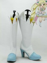 Pretty Cure Sakagami Ayumi/Cure Echo Cosplay Boots