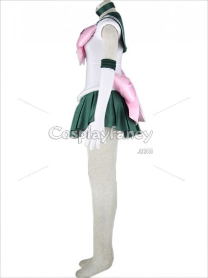 Sailor Moon Cosplay Sailor Jupiter Uniform Cosplay Costume - Click Image to Close