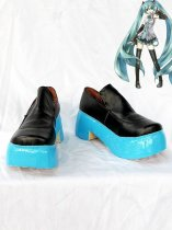 Vocaloid Hatsune Miku Classic Version Cosplay Shoes