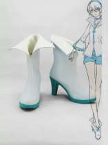 Vocaloid China Project Yan He Female Hight Heel Cosplay Boots