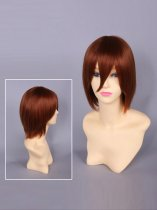 Vocaloid Formula version Meiko Cosplay Wig