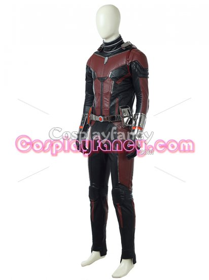 Antman Suit Ant-Man and the Wasp Movie Cosplay Costume - Click Image to Close