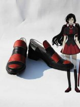 BLOOD-C Cosplay Saya Kisaragi Cosplay Shoes