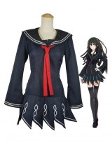 Black Bullet Kisara Tendo Uniform Cosplay Costume