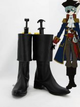 Black Butler Ciel Phantomhive Black Cosplay Boots