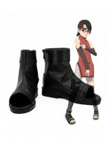 Boruto: Naruto the Movie Uchiha Sarada Cosplay Ninja Boots