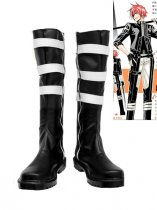 D.Gray-Man Lavi Rabi 2nd Cosplay Boots