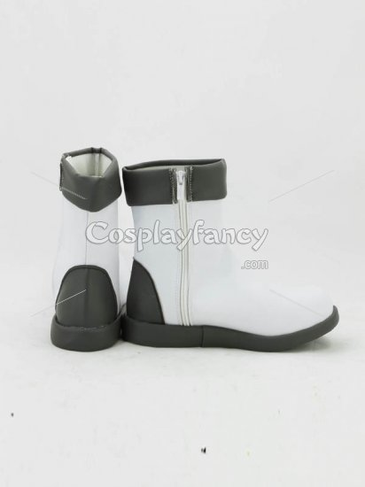 Dirge of Cerberus Final Fantasy VII Shelke Cosplay Boots - Click Image to Close