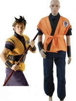 Dragon Ball Movie Cosplay Goku Cotton Cosplay Costume
