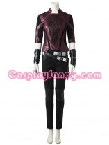 Guardians of the Galaxy 2 Gamora Short Version Cosplay Costume
