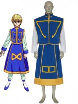 Hunter X Hunter Cosplay Kurapica Casual Cosplay Costume 4