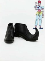 Hunter X Hunter Hisoka Cosplay Ankle Boots