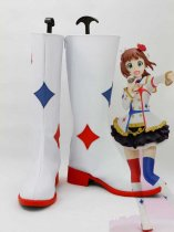 Idolm@ster Movie Amami Haruka Cosplay Boots