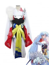 InuYasha Cosplay Sesshoumaru's Suit Cosplay Costume