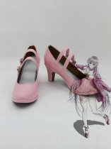 K Project Cosplay NEKO Pink Cosplay Shoes