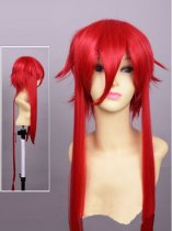 Kamigami no Asobi Cosplay Loki Laevatein Red Cosplay Wig