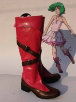 Macross Frontier Cosplay Ranka Lee/Ranka Cosplay Boots
