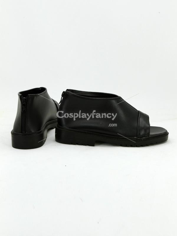 Naruto Boruto Uzumaki Black Cosplay Shoes