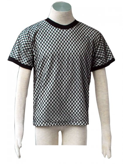 Naruto Cosplay Male Ninja Net Shirt Cosplay Costume